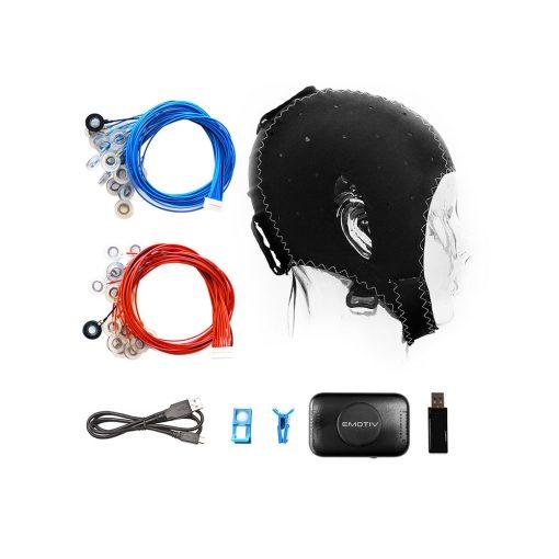 Eeg epoc Flex cap device electrode hardware headset product set