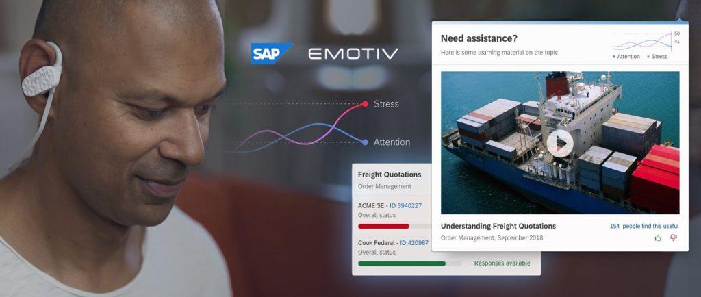 SAP - EMOTIV collaboration