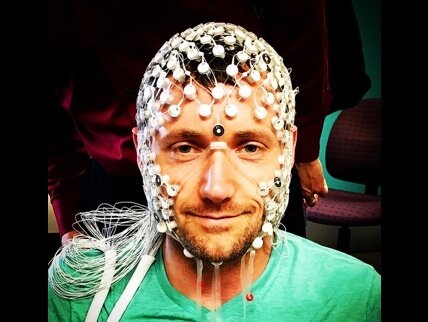Image depicting a wired eeg device