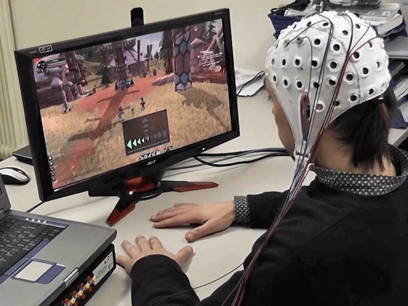 BCI gaming World of Warcraft Brain Computer Interface