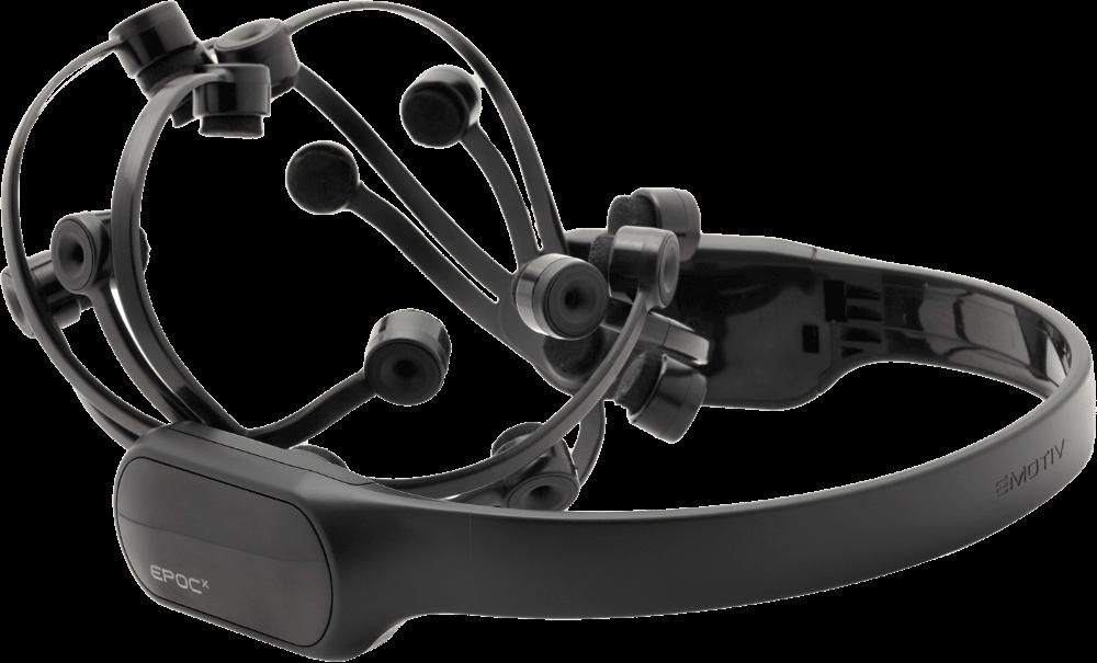 EMOTIV EPOC X | Best Mobile EEG Headset
