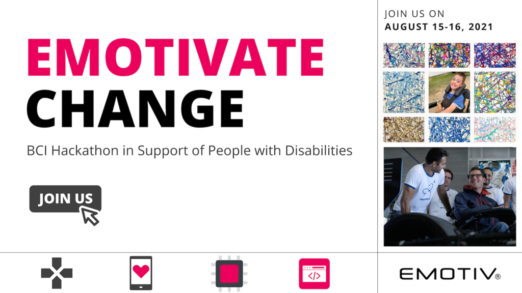 Emotivate Change—a BCI Hackathon in Support of People with Disabilities